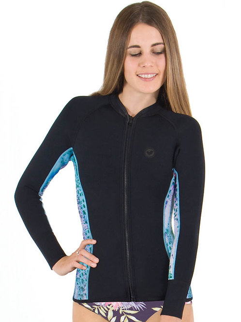Honey Salt LS Zip Paddle Vest