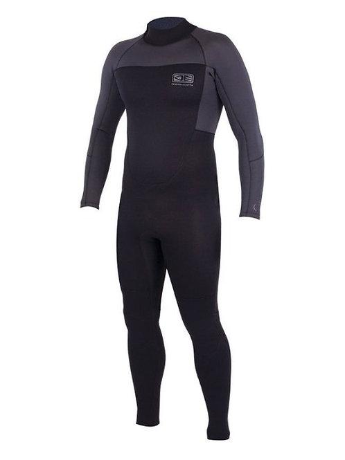 OCEAN&EARTH 3/2mm前拉防寒衣 潛水衣 衝浪 潛水 連身長袖 游泳衣 衝浪衣 GBS 盲縫 浮潛自潛