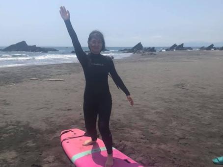 小仙子衝浪體驗