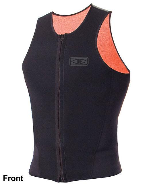Mens Sleeveless Zip Paddle Vest