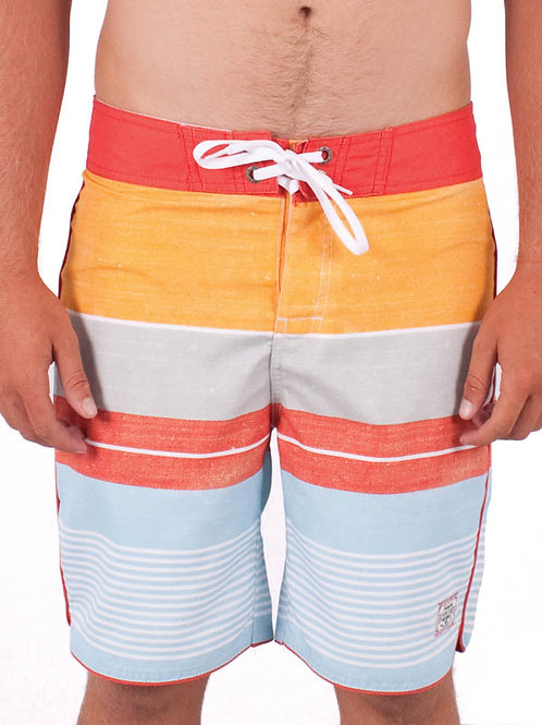 "Mens Fiesta 20"" Boardshort Red"
