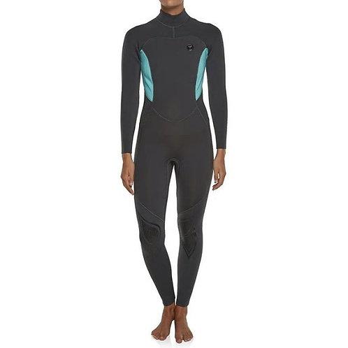 O+E Back Zip 3/2MM潛水衣 防寒衣 衝浪 溯溪 浮潛 游泳 潛水 滑水 獨木舟 立式划槳