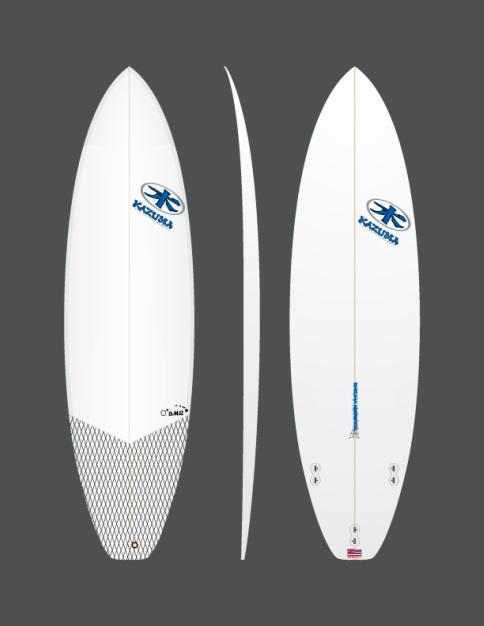 Shortboard-O'ama