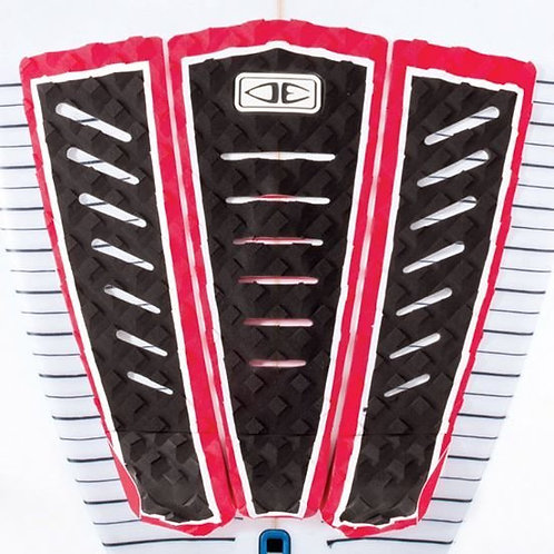 Kanoa Igarashi Signature Tail Pad - Red TP14
