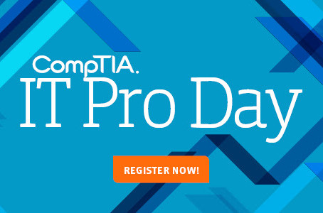 CompTIA IT Pro Day