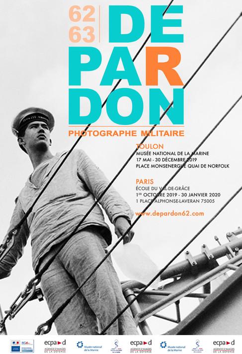 Raymond Depardon, photographie militaire