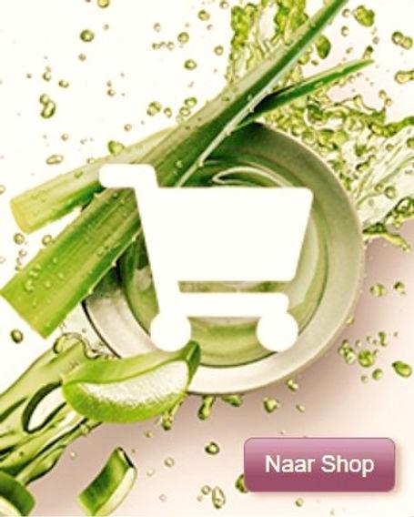 Webshop Aloë Vera producten