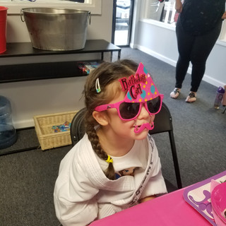 RYLEIGH'S BIRTHDAY PARTY