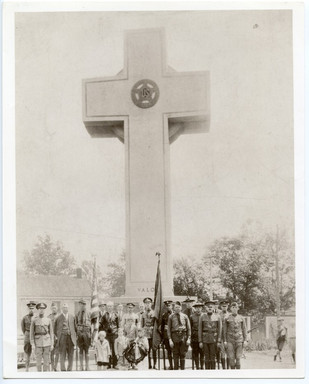 About the WWI Peace Cross in Bladensburg Maryland