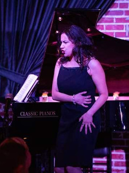 Sip and Sing at Nocturne Jazz & Supper Club