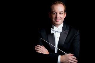 Conductor Steven Jarvi
