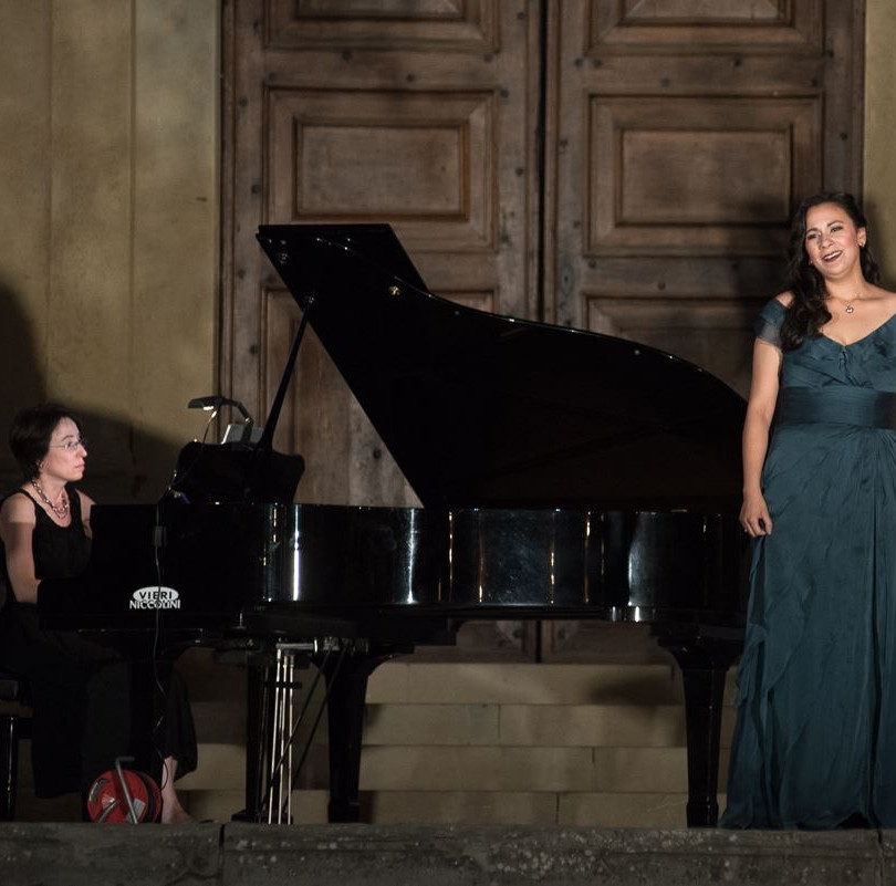Concert with Oberlin in Italy