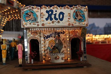 Rio Spiegelpaleis Miniatuurkermis Dany Van Goethem