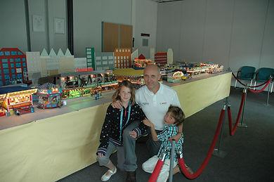 Kinderen Miniatuurkermis Dany Van Goethem