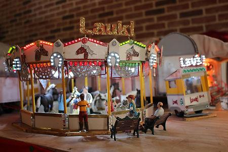 Manege Lauki Miniatuurkermis Dany Van Goethem
