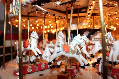 Paardenmolen Rorive Miniatuurkermis Dany Van Goethem