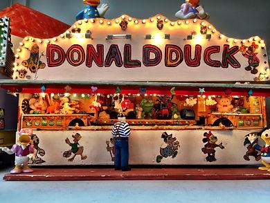 Donald Duck Miniatuurkermis Dany Van Goethem