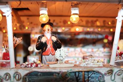 Nougat Kraam Miniatuurkermis Dany Van Goethem
