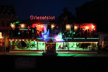 Spookhuis Griezelslot Miniatuurkermis Dany Van Goethem