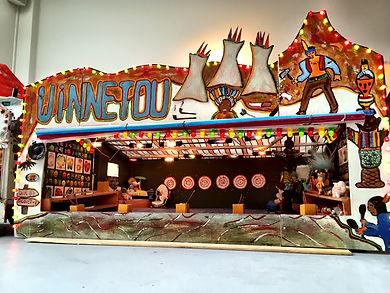Pijl en Boog Winnetou Miniatuurkermis Dany Van Goethem