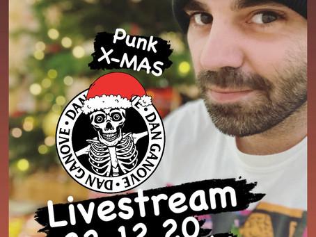 Punk X-MAS Livestream