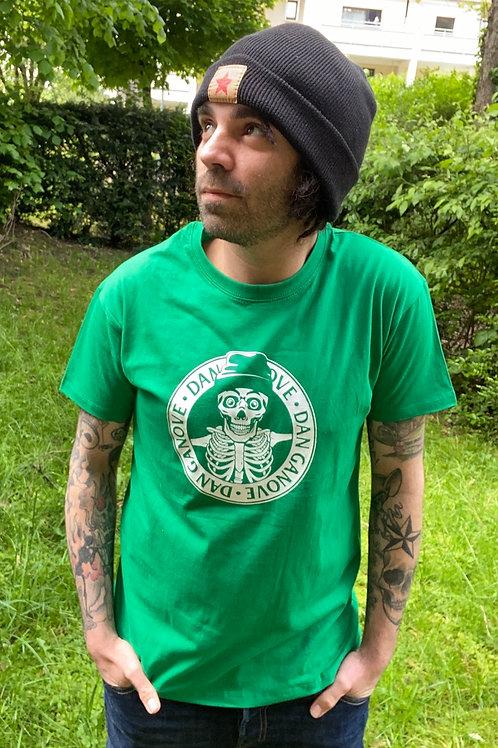 Dan Ganove Logo Shirt (grün)