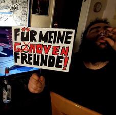 """Runterschlucken"" Video"