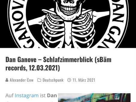 """""""Auf Instagram ist Dan Ganove so etwas wie der erste Punkrock-Alleinunterhalter."""""""