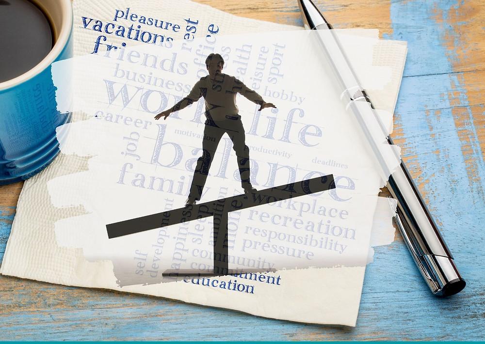 Mythos Work-Life-Balance