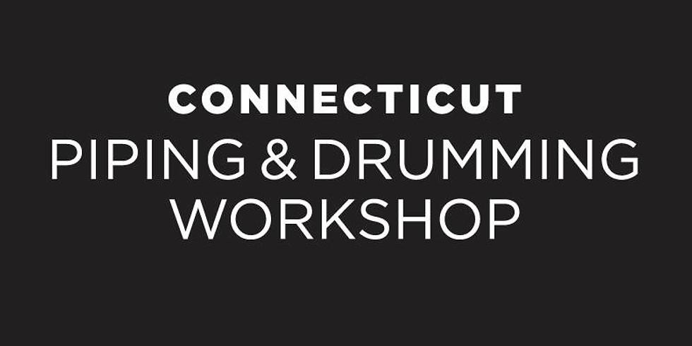 2020 CT Piping & Drumming Workshop