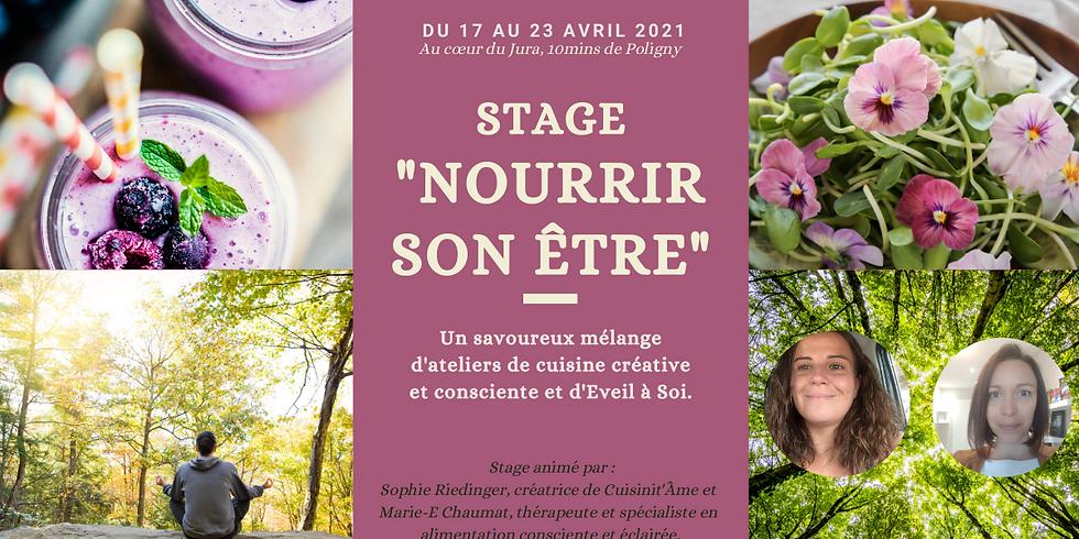 """Stage """"Nourrir son Être"""""""
