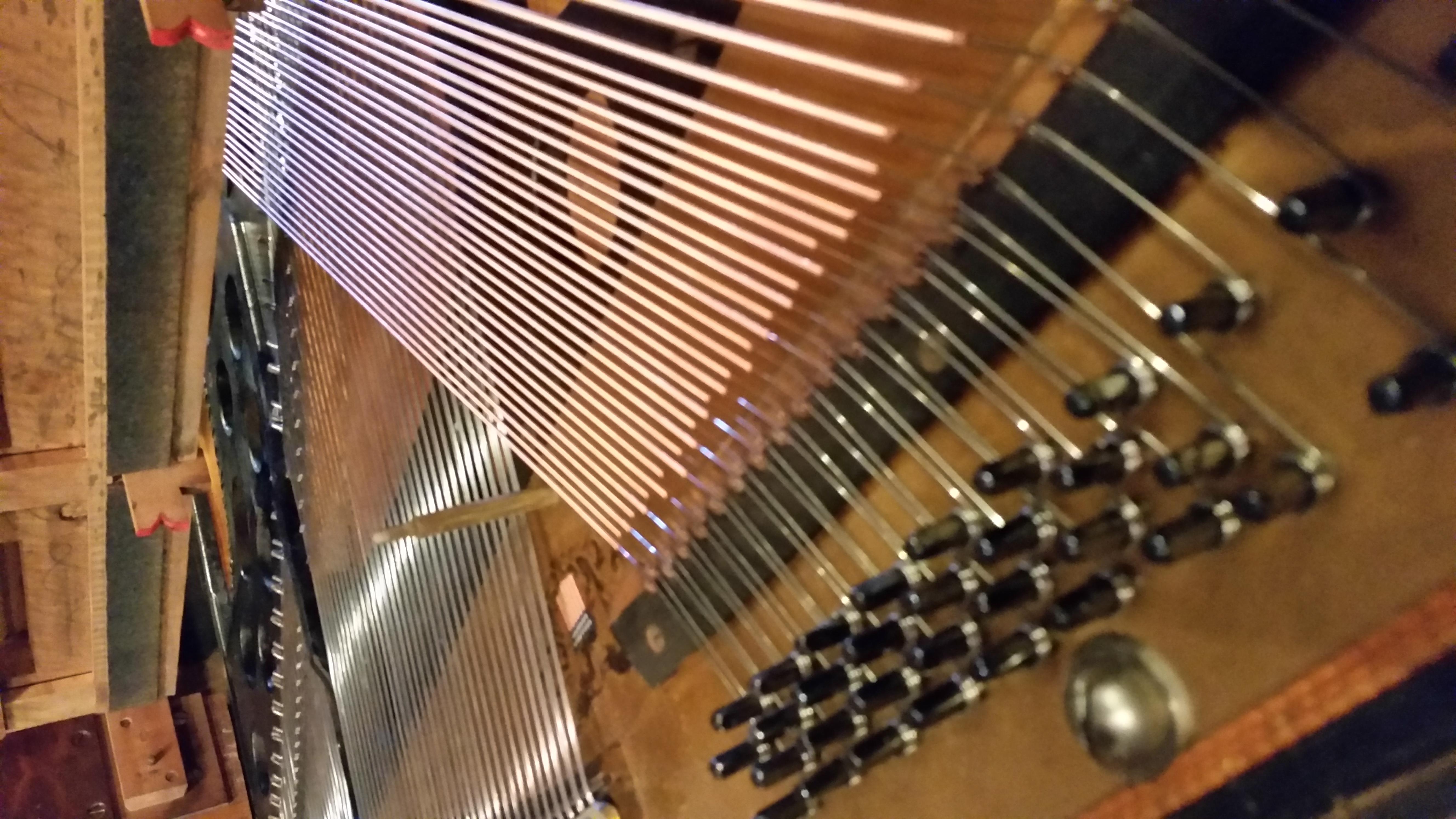 Upright Piano Strings Molalla Oregon
