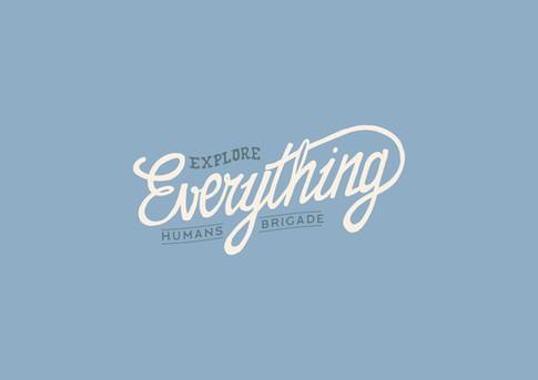 Explore Everything / Humans Brigade