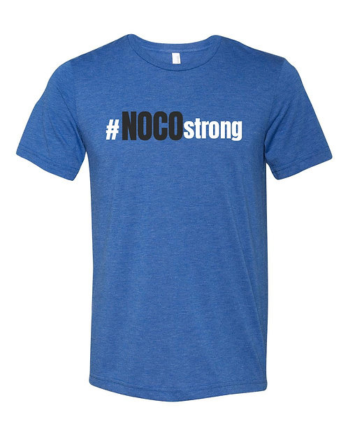 Mens #NOCOgives T Shirt (extended sizes)