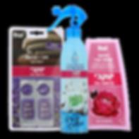 חבילה לבישום אריגים ובגדים - PACK03-6.pn