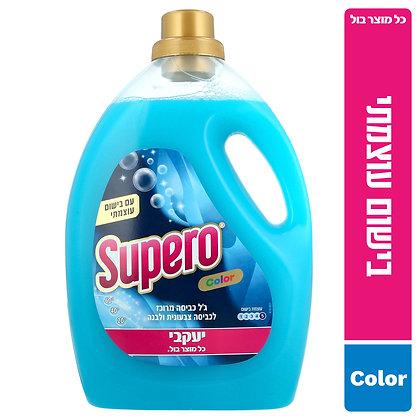 סופרו Color - ג'ל לכל כביסה מבושם
