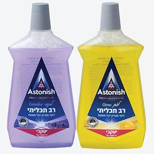 זוג אסטוניש - נוזל לניקוי כללי