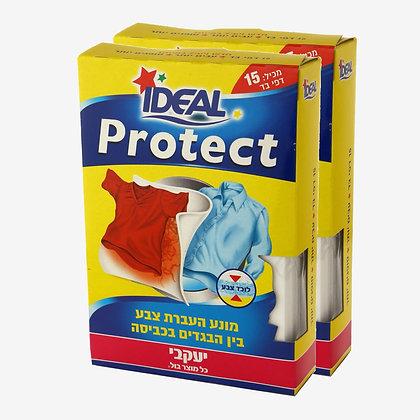 חבילת אידאל פרוטקט - דפי כביסה