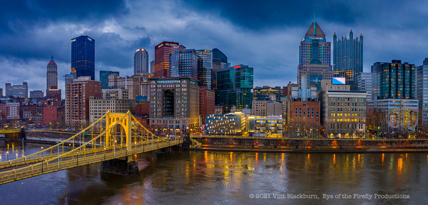 Pittsburgh from Northshore