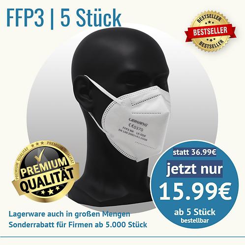 FFP3 Maske 5 Sück