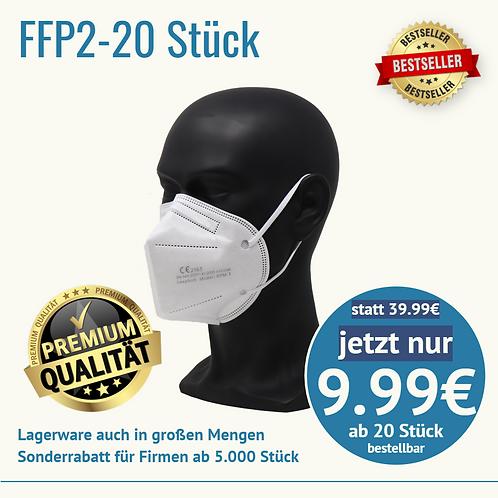 FFP2 SKY SCREEN 20 Stk.