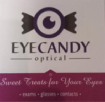 Eye Candy Optical Shop, Exams, Glasses, Contacts, Eye Docor, Optometrist,Optometry, Dr. Kandi Moller
