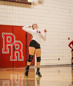Mckensi Keller: PRHS Varsity Volleyb