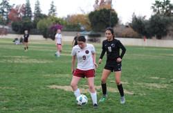 Giselle Z: PRHS Varsity Soccer