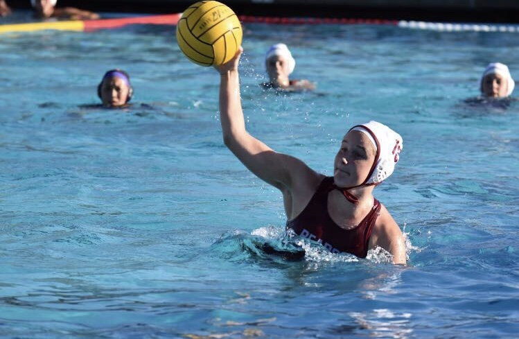 Halle Nash: PRHS Varsity Waterpolo
