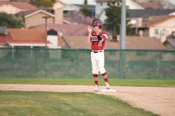 Lucas Climer: PRHS Varsity Baseball