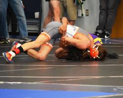 Xavier Thus: AHS Varsity Wrestling