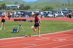 Jasmine Rangel: PRHS Varsity Track