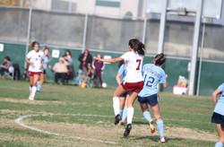 Maya Kinder: PRHS Varsity Soccer