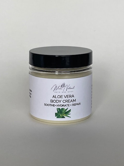 Aloe Vera Moisturizing Skin Cream